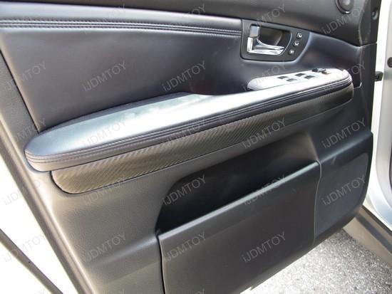 Lexus - RX - 330 - carbon - fiber - vinyl - interior - 1